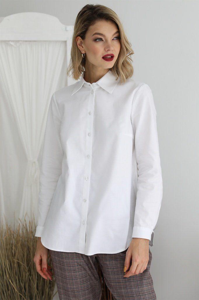 Рубашка с полукруглым низом, 02.040.25.337
