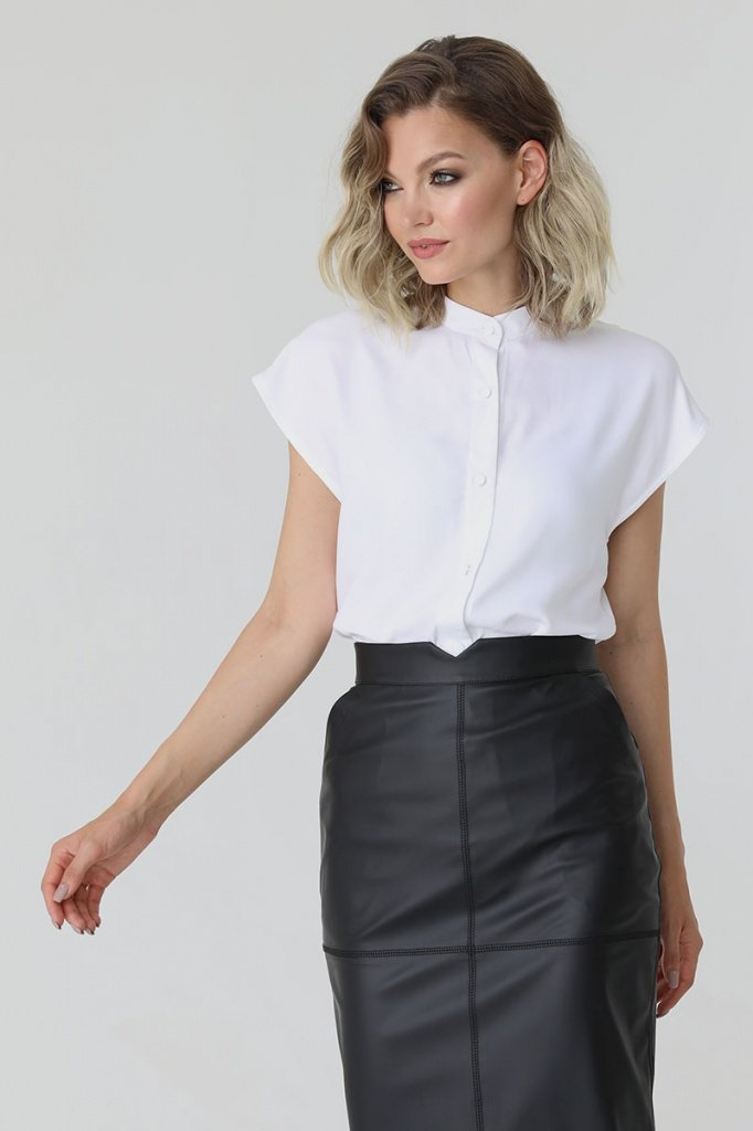 Блузка со спущенным плечом, 02.024.01.356