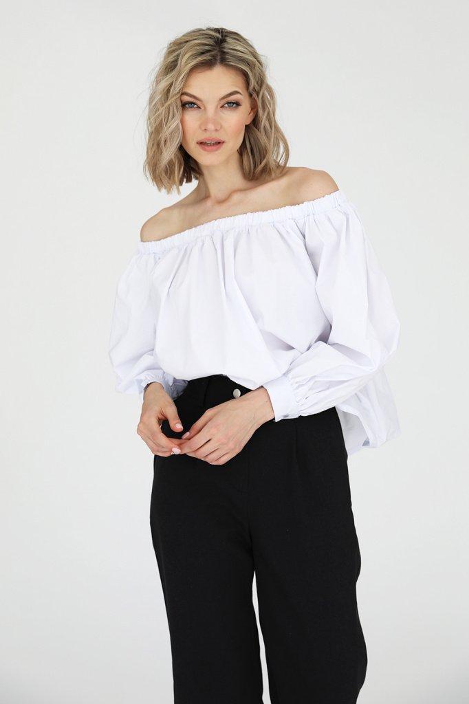 Блузка со спущенными плечами, 3.02.050.25.06