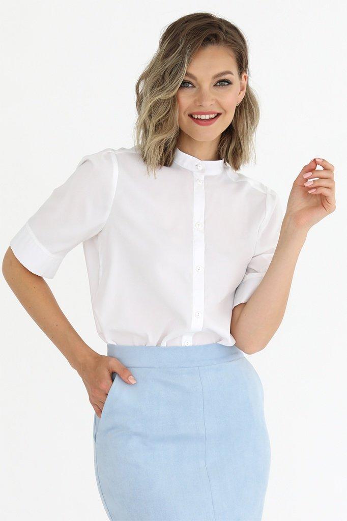 Блузка с короткими рукавами, 02.036.09.375