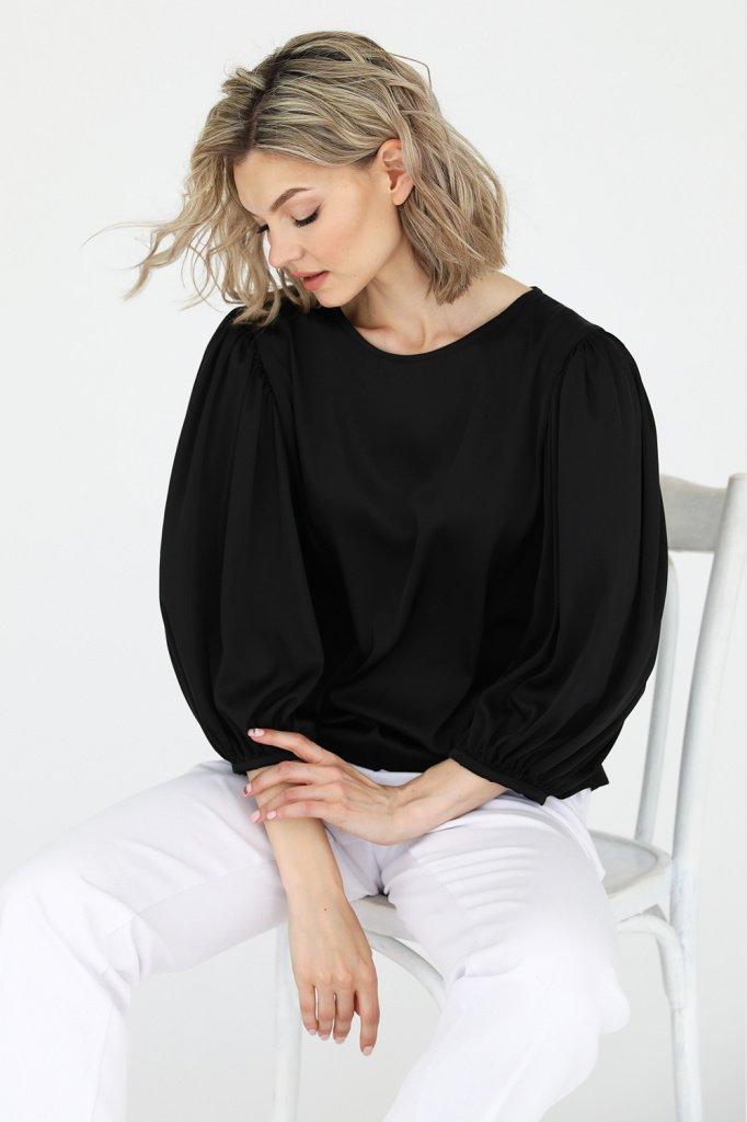 Блузка с пышными рукавами, 3.02.042.12.01