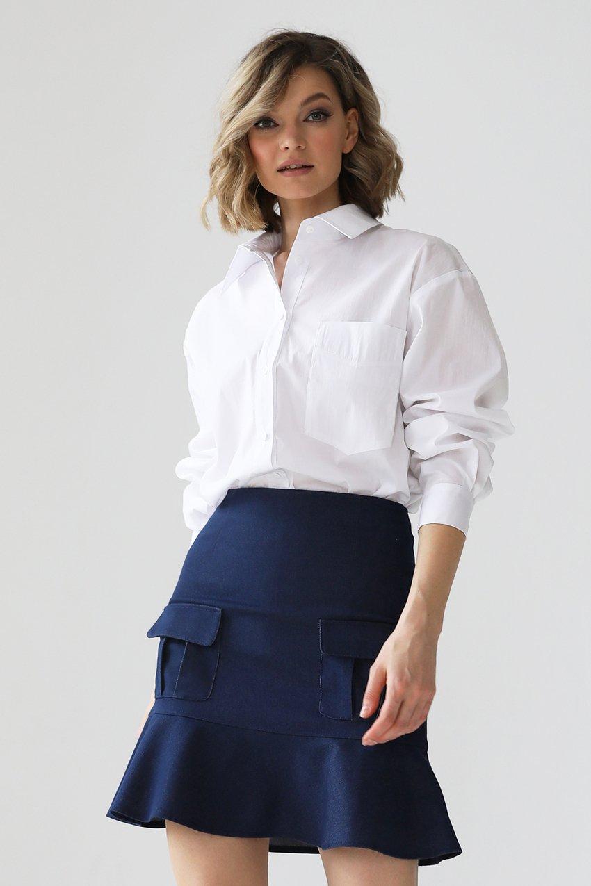 Рубашка с карманом, 3.02.049.15.А320