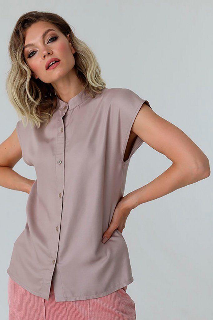Блузка со спущенным плечом, 02.024.01.361